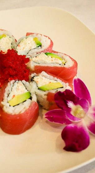 Cherry Blossom Sushi